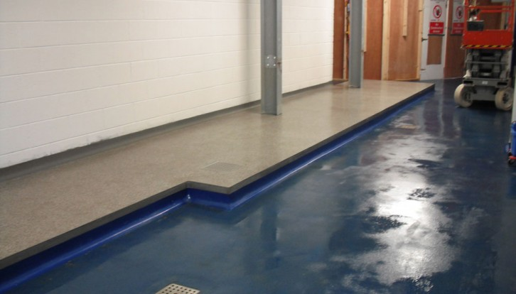 Terrazzo Flooring Beton ConstructionBeton Construction - How to maintain terrazzo floors