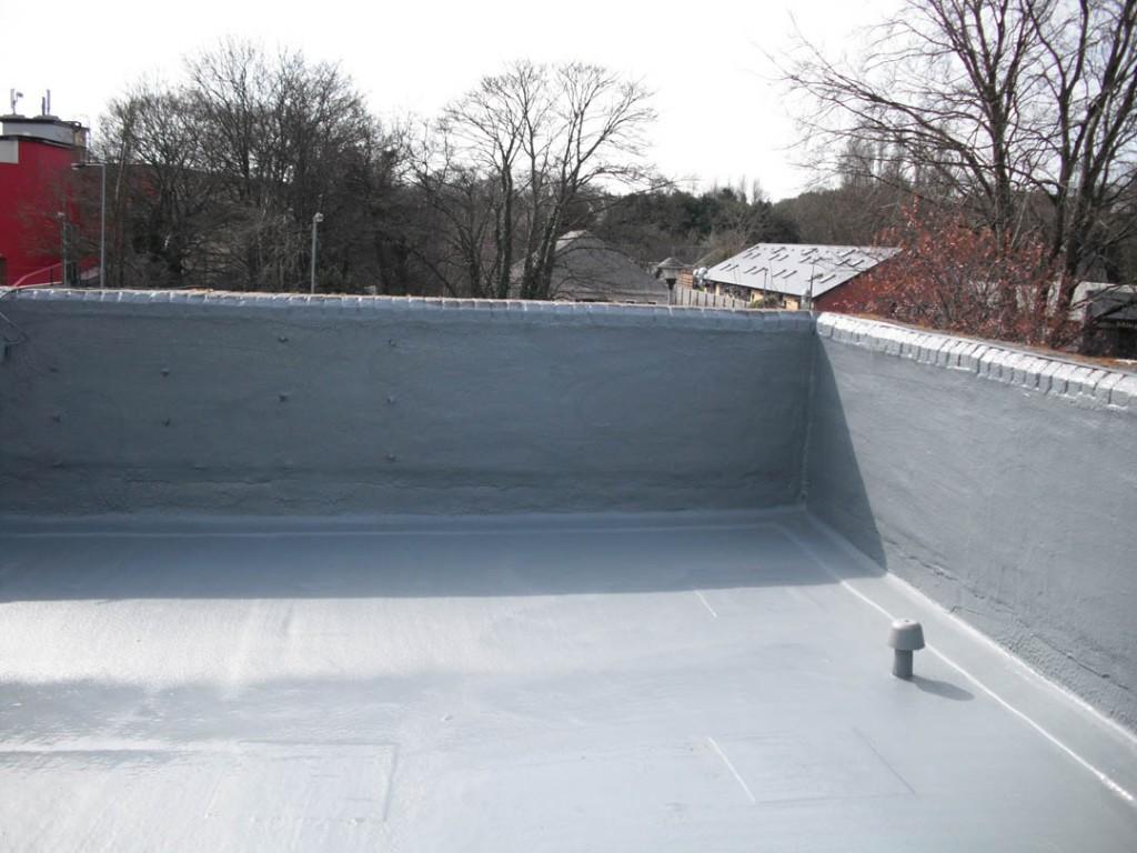 Roof Refurbishment 187 Beton Constructionbeton Construction