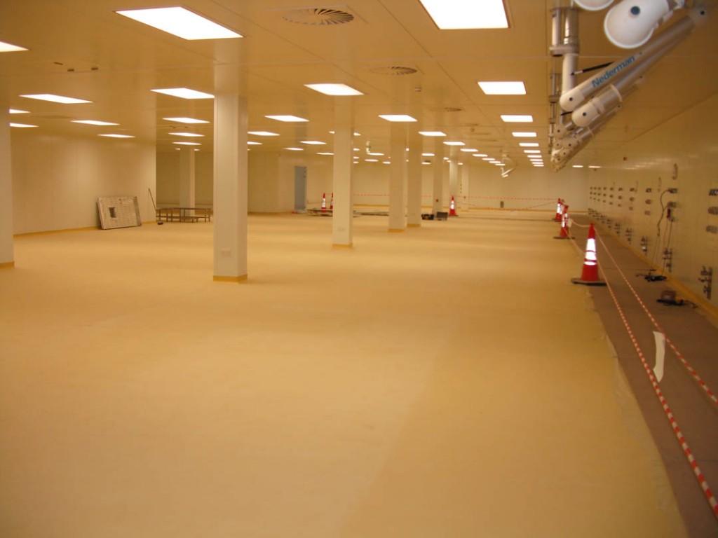 Teleflex Ucrete Mf Floor Project 187 Beton Constructionbeton